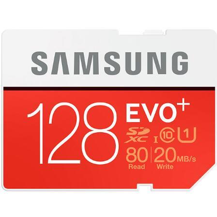 Samsung SD EVO+系列