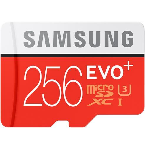Samsung Micro SD EVO+系列