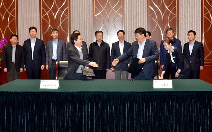 紫光获国开行及国家集成电路产业投资基金1500亿元投融资支持