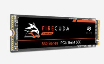 已确认!希捷FireCuda 530系列SSD可兼容PS5