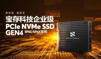 迈入高速新进程,上海宝存科技推出PCIe ...