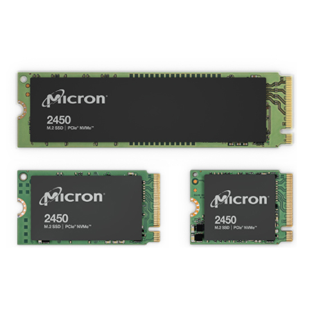 美光2450系列SSD