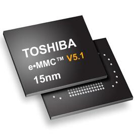 Toshiba eMMC 5.1系列