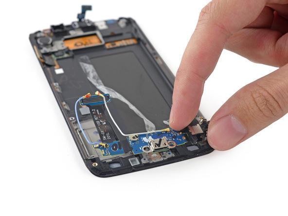 三星s6 edge拆解报告-手机