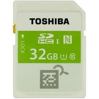Toshiba NFC功能SD系列
