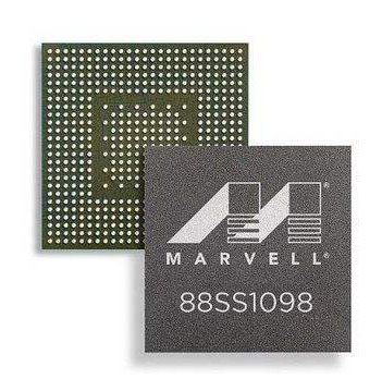 Marvell 88SS1098 SSD控制芯片