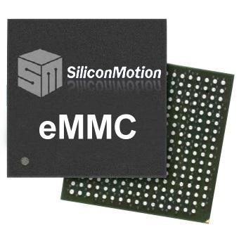 SMI eMMC 5.1控制芯片
